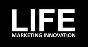 LIFE black logo