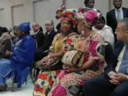 INTERNATIONAL WOMEN'S DAY IN THE EMBASSY OF CONGO