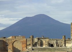 EU CALLS FOR MORE ACTION TO SAVE POMPEI