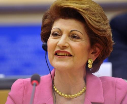 EU commissionner Vassiliou