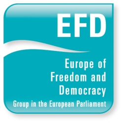 EFD will continue as an enlarged group in the European Parliament