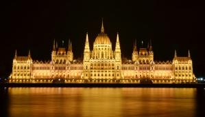 Hungarian Parliamant