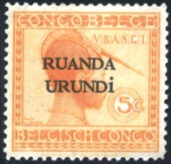 Rwanda and Burundi, two countries linked together and linked with Belgium by history.