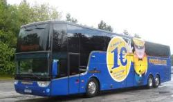 megabus launches new european network from Brussels.