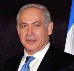 Netanyahu at the UN general assembly.