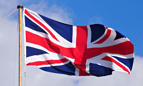 """Our publisher speaks out. """"Scotland says yes to the UnionJack"""""""