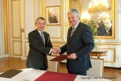 150 years of friendship between Belgium andJapan