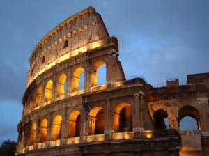 The conference will take place in a beautiful location: Rome