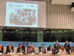 Play Europe, the ideas of young people for the future of the conferenceElisan