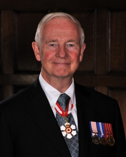 The Governor General of Canada on tour inBelgium