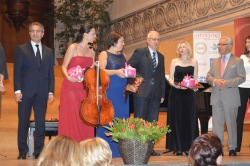 The conservatory of Brussels under melodies fromTurkey