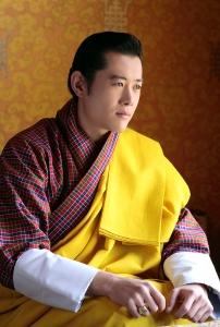 King Jigme Khesar Namgyel Wangchuck
