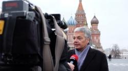 Didier Reynders in Moscow with SergeyLavrov