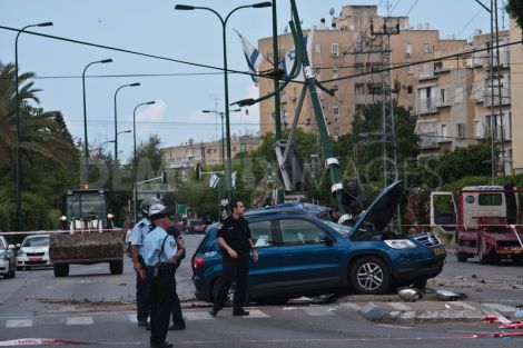 IDF and Shin Bet thwart suicide bombing in TelAviv