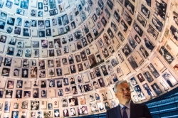 January 27 : International Day in Memory of the Victims of the Holocaust. Minister Reynders remembers. #holocaust #shoah #antisemitisme