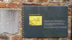 Vincent Van Gogh back in Mons. #Mons #belgium #paintings #art#Mons2015