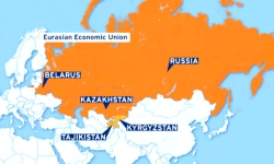 A conference of the CCBLR about the Eurasian Economic Union #russia #eurasia #belarus #armenia  #tadjikistan #kyrgyzstan #kazakhstan #business