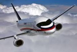 Sukhoi Superjet 100 is accessing the European market #airlines #russia #belgium #flanders #deurne#antwerpen