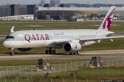 Qatar airways A350, demands excellence for itspassagers.