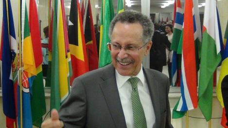 A new secretary general for the ACP #acp#international