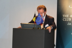 Opening of the Chamber of Commerce Belgium-Slovenia