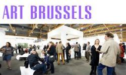 33th edition of Art Brussels. #brussels #art