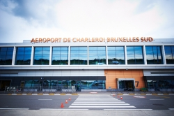 A new bis terminal for Brussels South  Charleroi airport #airport #economy