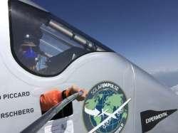 Solar impulse, from China to Hawaii. #energy #solarimpulse#aviation