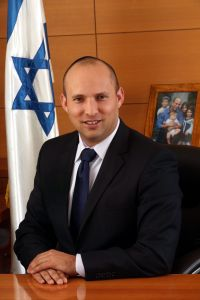 Bayt Yehudi: the party of Naftali Bennet has 3 minister posts in the new government with only 8 seats in the Knesset