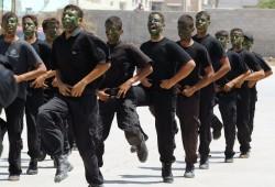 Heavy blast injuring 50 palestinians in a terrorist camp. #palestina  #israel #terror#hamas