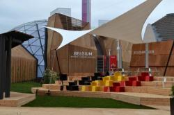Crisis at Belgium Expo Pavillon in Milano. #expomilano2015 #begov#belgium