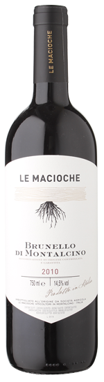 Le Maciocche winery, quality and care fordetails
