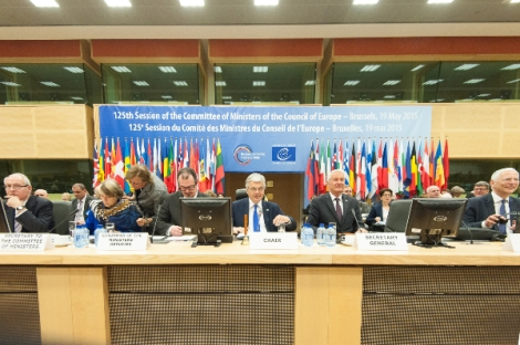 Belgium closes chairmanship of the Committee of Ministers of the Council of Europe #europe #begov #council#reynders