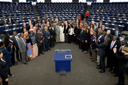 28th ACP-EU Joint Parliamentary assembly in Strasbourg