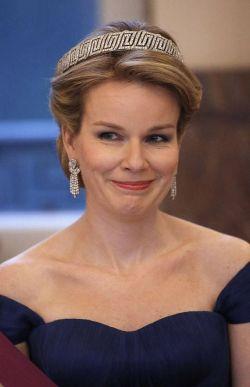 Queen Mathilde of Belgium big star of Expo Milano 2015 #expomilano2015 #Belgium#begov