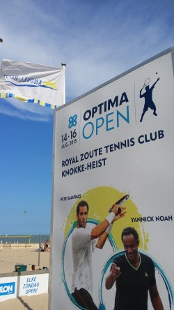 6th edition of Optima Open tennis at Le Zoute #knokke #zoute #tennis#sports