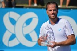 2015's Optima Open. #tennis #belgium #zoute#knokke