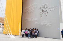 """EXPO 2015, the pavilion of the Holy See: """"Not onlybread"""""""