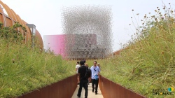 EXPO 2015 – Following the bees at the UK Pavilion #uk #nature #milano2015