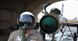Syrian pilots, the true heroes #syria #isil#russia