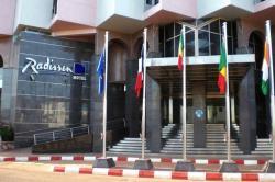Ongoing terrorist attack in Rodisson blu hotel in Bamako. #Mali#terrorism
