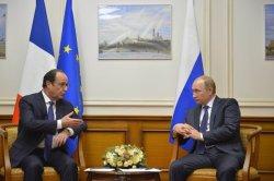 Global power shifts after Paris terroristic Attacks     #Parisattacks #Russia#france