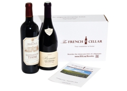 The French Cellar: online wine in China #wine#france