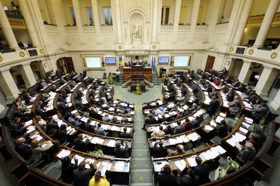 belgian house of representatives