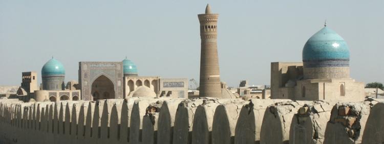 Bukhara_-_Panorama