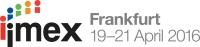IMEX Professional tourism fair in FrankfurtMesse
