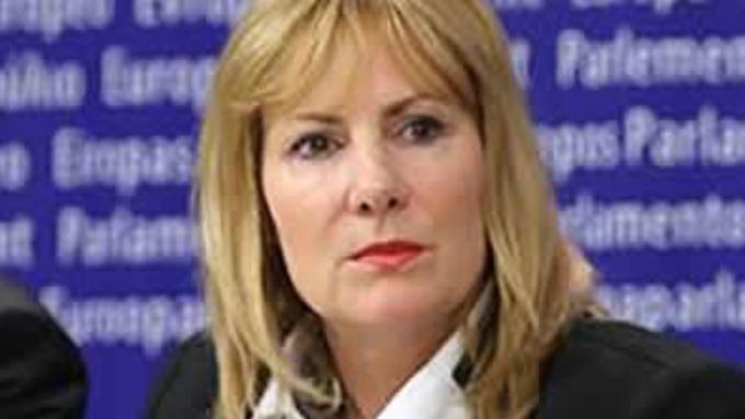Janice in Strasbourg