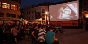 "Outside ""Flagey"" 8 Belgian Films for free"