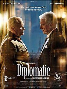 BRFF Diplomatie_poster