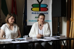 """Success of the """"Youth and Brussels based Regions""""project"""